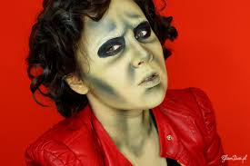 michael jackson halloween costume michael jackson u0027s thriller makeup inspired makeup tutorial