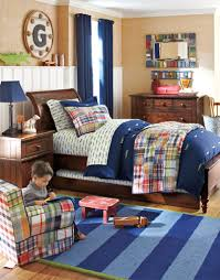 Pottery Barn Madras Curtains Why This Room Works A Patchwork Madras Quilt Paired With