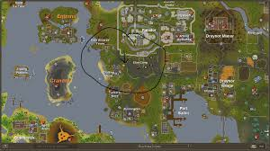 Runescape 2007 World Map by Runescape Wikia Qtrixie U0027s U0026 Yivdo U0027s Runescape Blog
