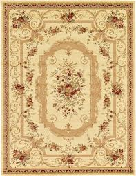 Yellow Round Area Rugs Oriental Large Area Rug Square Traditional Country Round Carpet