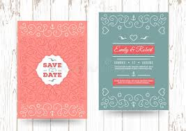 Nautical Save The Date Nautical Save The Date Cards Marine Vector Wedding Invitation