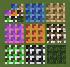 by repeating a 3x3 pattern you can create some cool floors with
