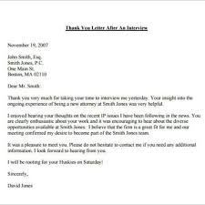 thank you letter sample email choice image letter format examples