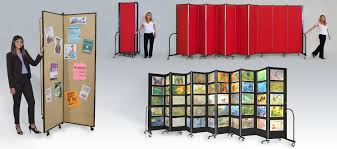 movable room dividers art display panels art display systems screenflex