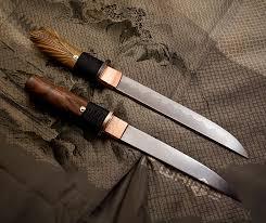 handmade japanese kitchen knives handmade japanese tanto o tanto wakizashi