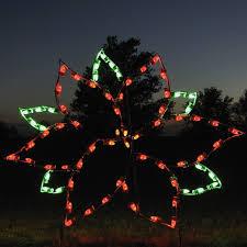 outside christmas light displays large collection of outdoor christmas light displays