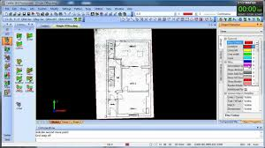Easiest Floor Plan Software by How Fast Can You Draw Plan Drawing Exercise In Caddie Aec