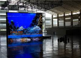 Curtain Led Display Led Dj Background Curtain Led Display 50000 Hrs Long Life Span