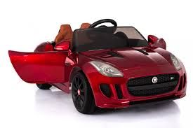 Jaguar F Type Ride On Car 12v Red