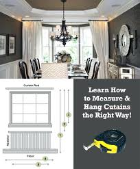 best way to hang curtains hanging curtains its a life tips tricks how to hang curtains hanging