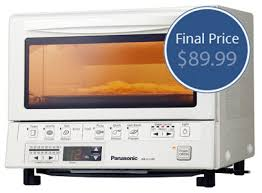 target black friday toaster oven dinner in a flash 60 off panasonic flash xpress toaster oven