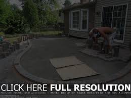 Brick Paver Patio Calculator Cost Of Paver Patio Home Outdoor Decoration