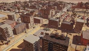 pubg new map playerunknown s battlegrounds desert map breakdown den of geek