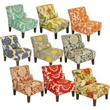 Chevron Accent Chair Target Slipper Chairs Perfect For Bedroom Or Living Room And