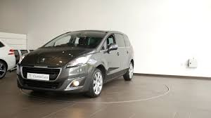 peugeot approved used cars peugeot 5008 approved used only 4967 miles youtube