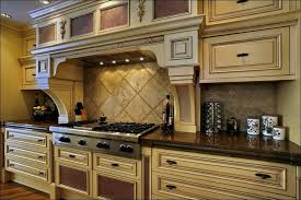 Painting Old Kitchen Cabinets White by Kitchen Cream Kitchen Cabinets What Colour Walls Dark Blue