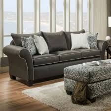 Charcoal Sofa Bed Sofas U0026 Loveseats Living Room Weekends Only Furniture U0026 Mattress