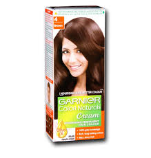 Best Otc Hair Color For Gray Coverage Buy Garnier Natural Hair Colour Brown 4 No Online At Best Price