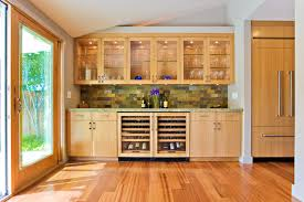 Wall Kitchen Cabinets With Glass Doors Glass Wall Cabinet Custom Made Cabinet Door Stained Glass Panels