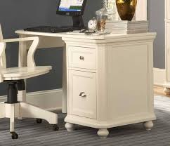 antique white computer desk with file drawer dawndalto home