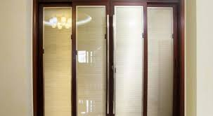 window treatment options for sliding glass doors door sliding glass door replacement options adore windows and