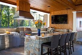 kitchen fireplace design ideas outdoor kitchen with fireplaces design ideas furniture