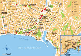 Marseille France Map by Nice Map Detailed City And Metro Maps Of Nice For Download