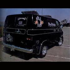 custom dodge vans after midnight custom 70 s 70 s custom vans