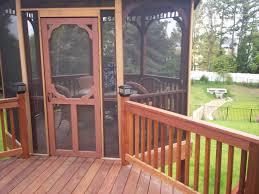 Gazebo Screen House by Decks With Gazebos St Louis Decks Screened Porches Pergolas