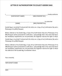 sample third party authorization letter sample authorization