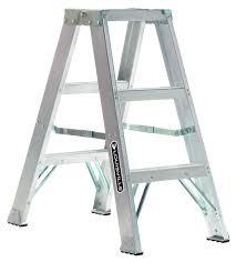 ladder louisville am1003 aluminum twin step ladder jpg