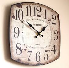 unusual wall clocks large wall clocks decoration