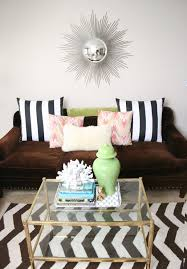 Black And White Zig Zag Rug Zigzag Pillows Design Ideas