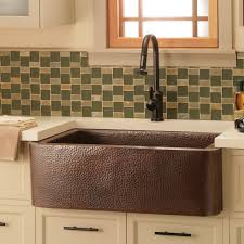 kitchen fresh copper farm sinks for kitchens home decor color