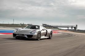 porsche 918 wallpaper porsche recalls 918 spyder for seat belt bolts motor trend