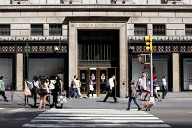 the saks renovations strategy more cosmetics luxe handbags