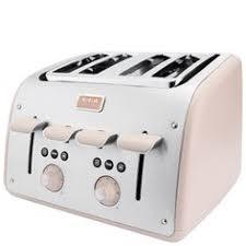 Bosch Styline 4 Slice Toaster Russell Hobbs Retro 21692 4 Slice Toaster Cream Nice Things