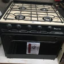 Cooktop Magic Find More 4 Burner With Oven Magic Chef Rv Stove For Sale At Up
