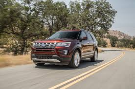 Ford Explorer Exhaust - nhtsa ford look to resolve explorer exhaust odor issue