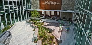 Landscaping Columbia Mo by University Of Missouri Health Care Healing Garden Courtyard