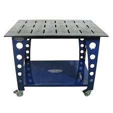 36 by 48 table jmr manufacturing slotted fabrication table 36 x 48 inch