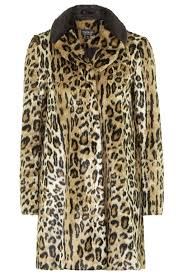 Leopard Print Faux Fur Throw Sienna Miller In Leopard Print Coat For A Night Out With Pals In