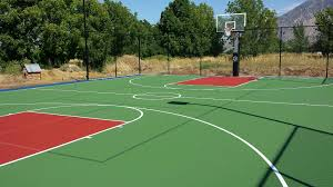 basketball courts with lights near me basketball court construction utah parkin tennis courts