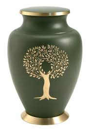 cremation tree tree of cremation urn vision