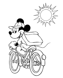 5 superb coloring pages of mickey mouse ngbasic com