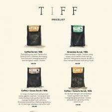 Scrub Tiff tiff scrub dari tiff indonesia review perawatan