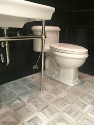 normandy powder rooms get a look normandy remodeling