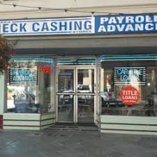 california check cashing stores closed check cashing pay day