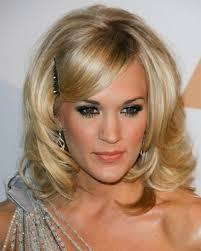 layered medium lenght hair with bangs medium length layered hair style sweeping fringe