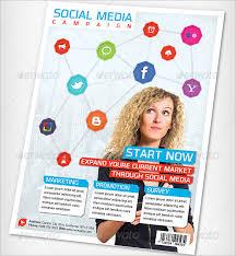 social media brochure template advertising design template 59 free psd format free